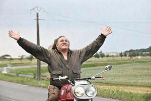 Mammuth Gérard Depardieu