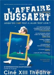 Affaire Dussaert Jacques Mougenot Ciné 13