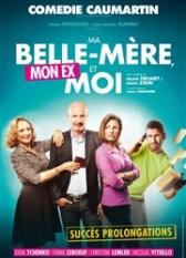 frank leboeuf théâtre ma belle-mère mon ex et moi