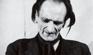 Antonin Artaud vieux