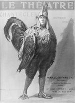 Chantecler Edmond Rostand
