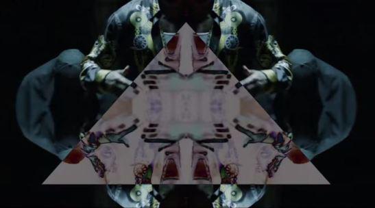 Booba LVMH D.U.C clip triangle