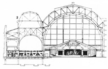 Chapiteau Jean-Louis Barrault Compagnie Renaud-Barrault Gare d'Orsay Théâtre d'Orsay