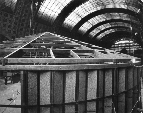 Chapiteau Théâtre Jean-Louis Barrault Compagnie Renaud-Barrault Gare d'Orsay Théâtre d'Orsay