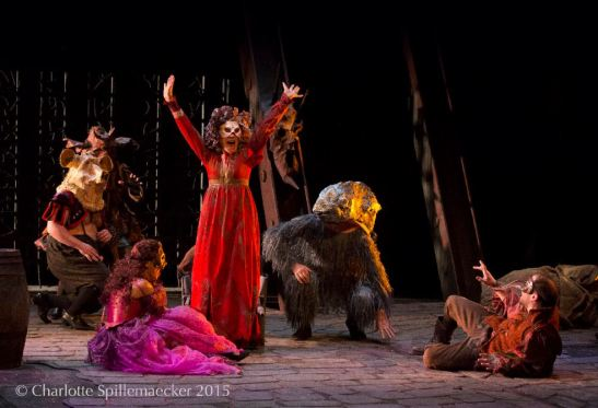Les Caprices de Marianne Alfred de Musset Vingtième Théâtre Carnaval