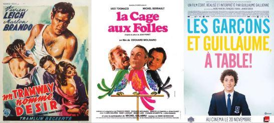 Adaptations de pièces de théâtre au cinéma