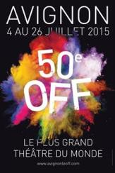Affiche Festival Off Avignon 2015