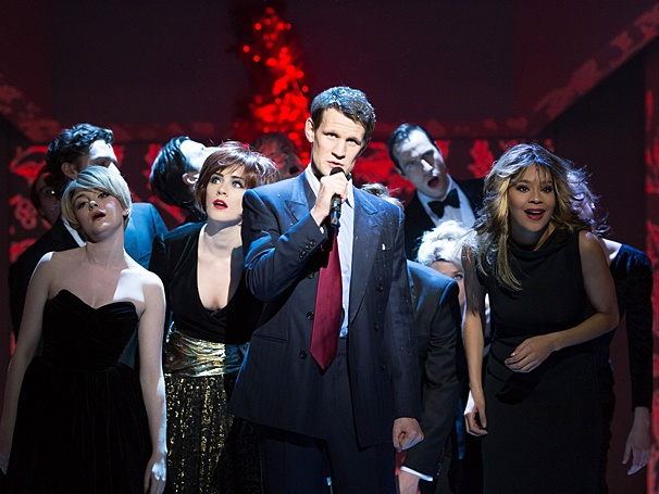 American Psycho Broadway