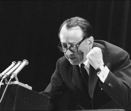 André Malraux discours