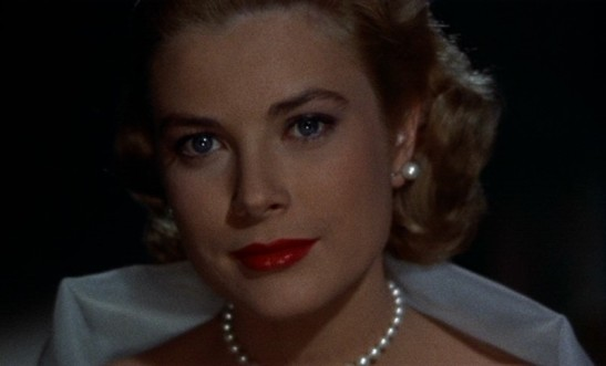 Grace Kelly Rear Window Alfred Hitchcock