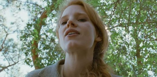 Jessica Chastain The Tree of Life Terrence Malick