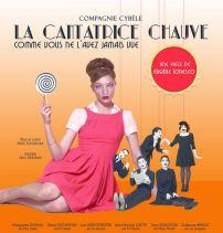 La Cantatrice Chauve comme vous ne l'avez jamais vue Compagnie Cybèle Alexis Rocamora