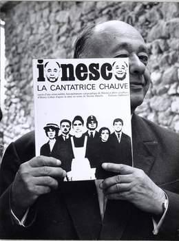 La Cantatrice Chauve Eugène Ionesco