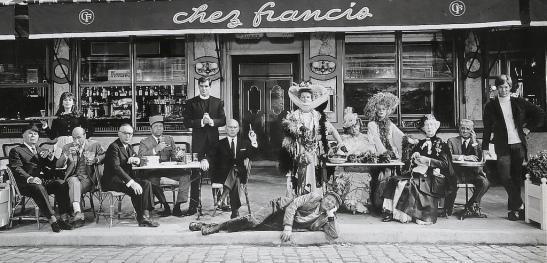 La Folle de Chaillot film Katharine Hepburn