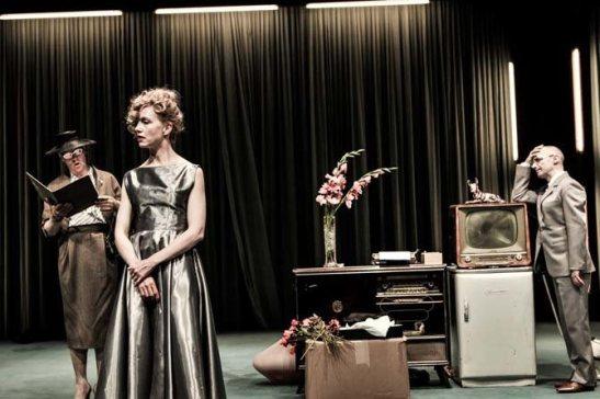 Le Mariage de Maria Braun de Rainer Werner Fassbinder adaptation de Thomas Ostermeier
