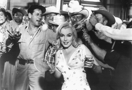 Marilyn Monroe The Misfits John Huston