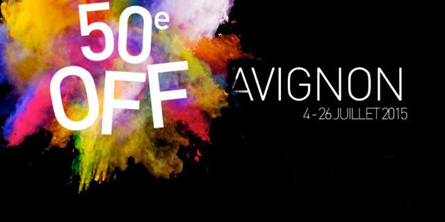 Programme Festival d'Avignon OFF 2015