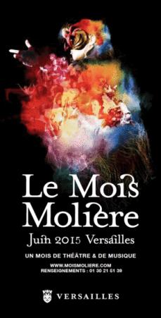 Programme Mois Molière 2015