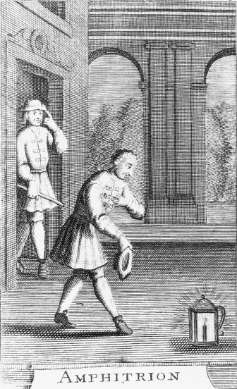 Sosie Amphitryon Molière