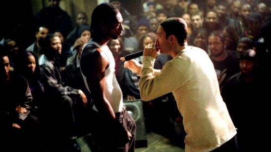 Battle 8 Mile film