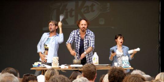 Binôme Festival d'Avignon 2014