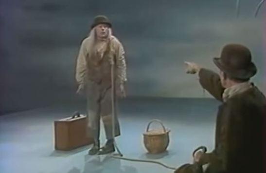 En attendant Godot Samuel Beckett Roman Polanski