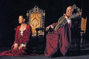 La Reine Morte Henry de Montherlant Jean-Laurent Cochet