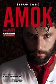 AMOK Caroline Darnay Alexis Moncorgé Théâtre du Roi René Festival Avignon OFF 2015