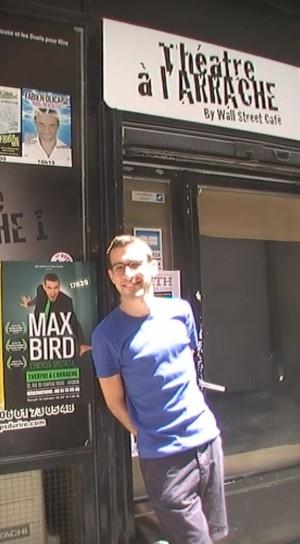 Max Bird Festival OFF d'Avignon