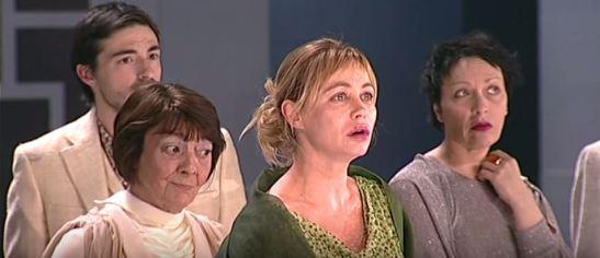Emmanuelle Béart Se trouver Stanislas Nordey