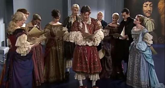 L'Impromptu de Versailles Comédie Française Thierry Hancisse Anne Kessler