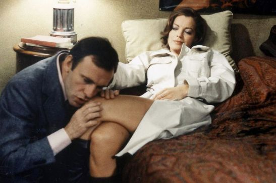 Romy Schneider Jean-Louis Trintingnant Le Mouton Enragé film