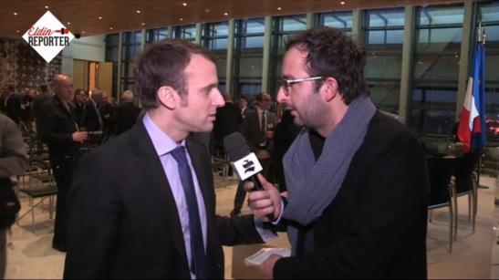 Cyrille Eldin Emmanuel Macron Misanthrope Molière