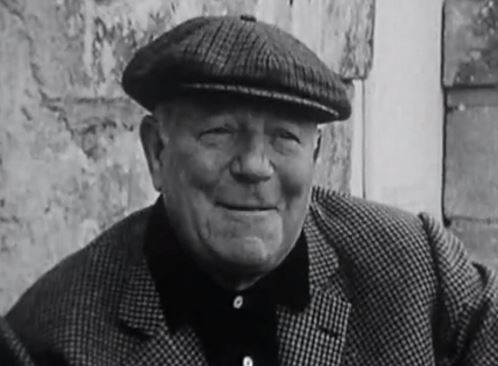 Interview Jean Gabin
