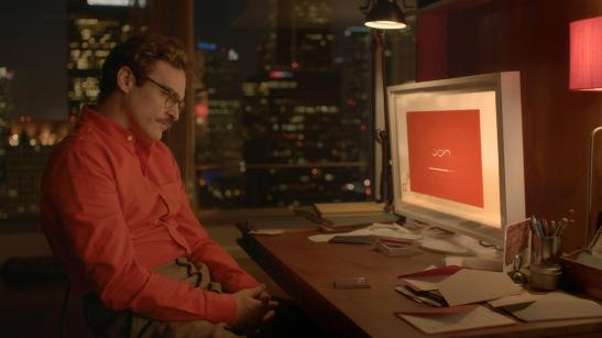 Spike Jonze Her Joaquin Phoenix