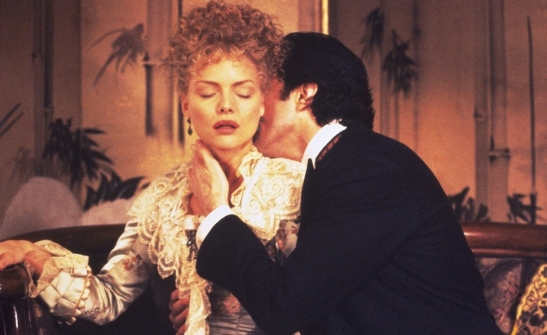 The Age Of Innocence Martin Scorsese Daniel Day Lewis Michelle Pfeiffer