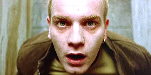 Ewan McGregor Trainspotting Danny Boyle