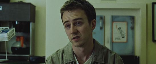 Insomnia Edward Norton Fight Club