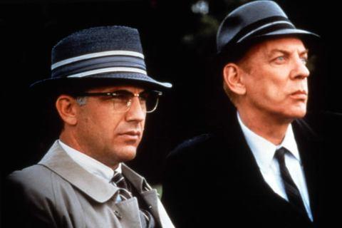 JFK Oliver Stone Donald Sutherland Kevin Costner