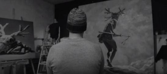 Lucio Bukowski Oderunt Poetas clip Ogni giorno è la scuola peintures
