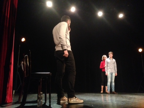 Master Class Ladislas Chollat Théâtre Trévise 5