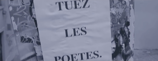 Clip Oderunt Poetas Lucio Bukowski