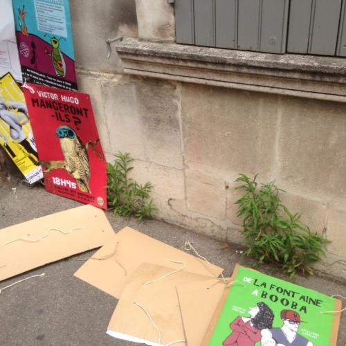 Affiches Festival d'Avignon OFF 2016 (3)