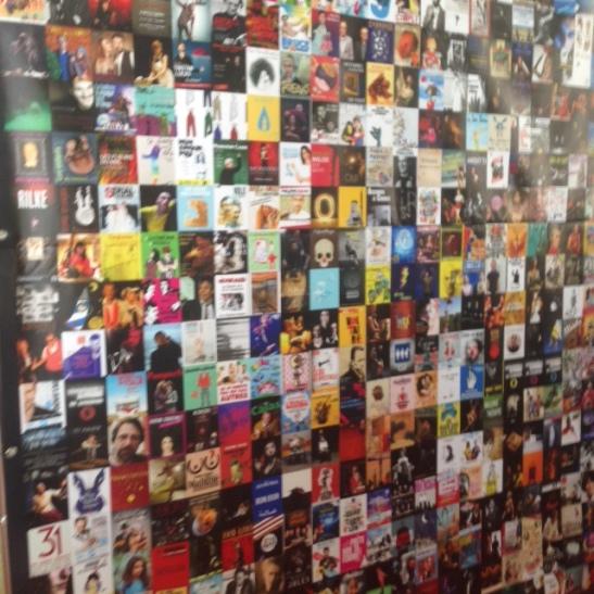 Mosaïque affiches Festival d'Avignon OFF 2016