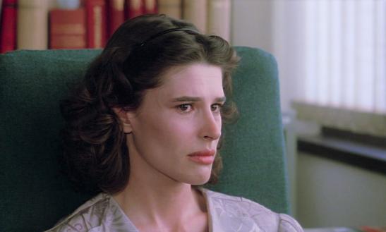 Fanny Ardant dans La Femme d'à côté de François Truffaut