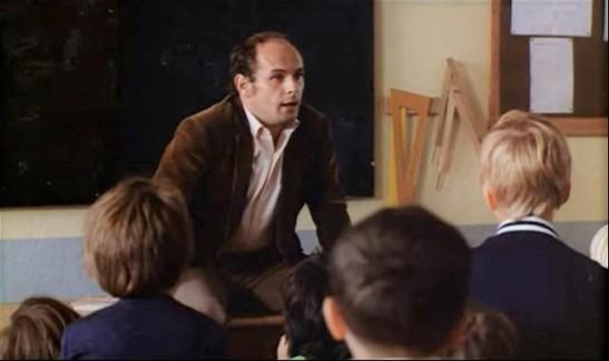 Jean-François Stévenin instituteur M. Richet L'Argent de poche François Truffaut film 1976