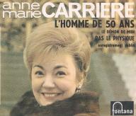 Anne-Marie Carrière Le Démon de midi l'homme de cinquante ans