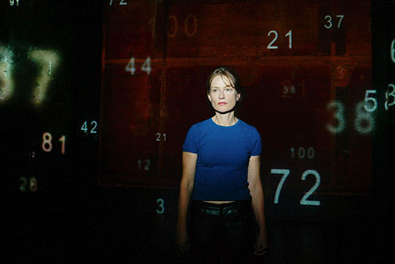 Isabelle Huppert Sarah Kane 4.48 psychose théâtre