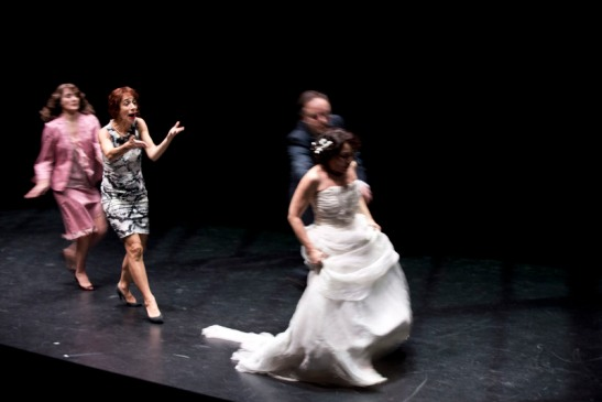 La Réunification des deux Corées Théâtre de L'Odéon Joël Pommerat