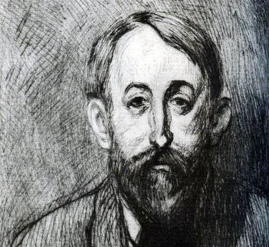 Jehan Rictus Steinlen